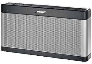 BOSE SoundLink Bluetooth Mobile Speaker III Grau [Mediamarkt]