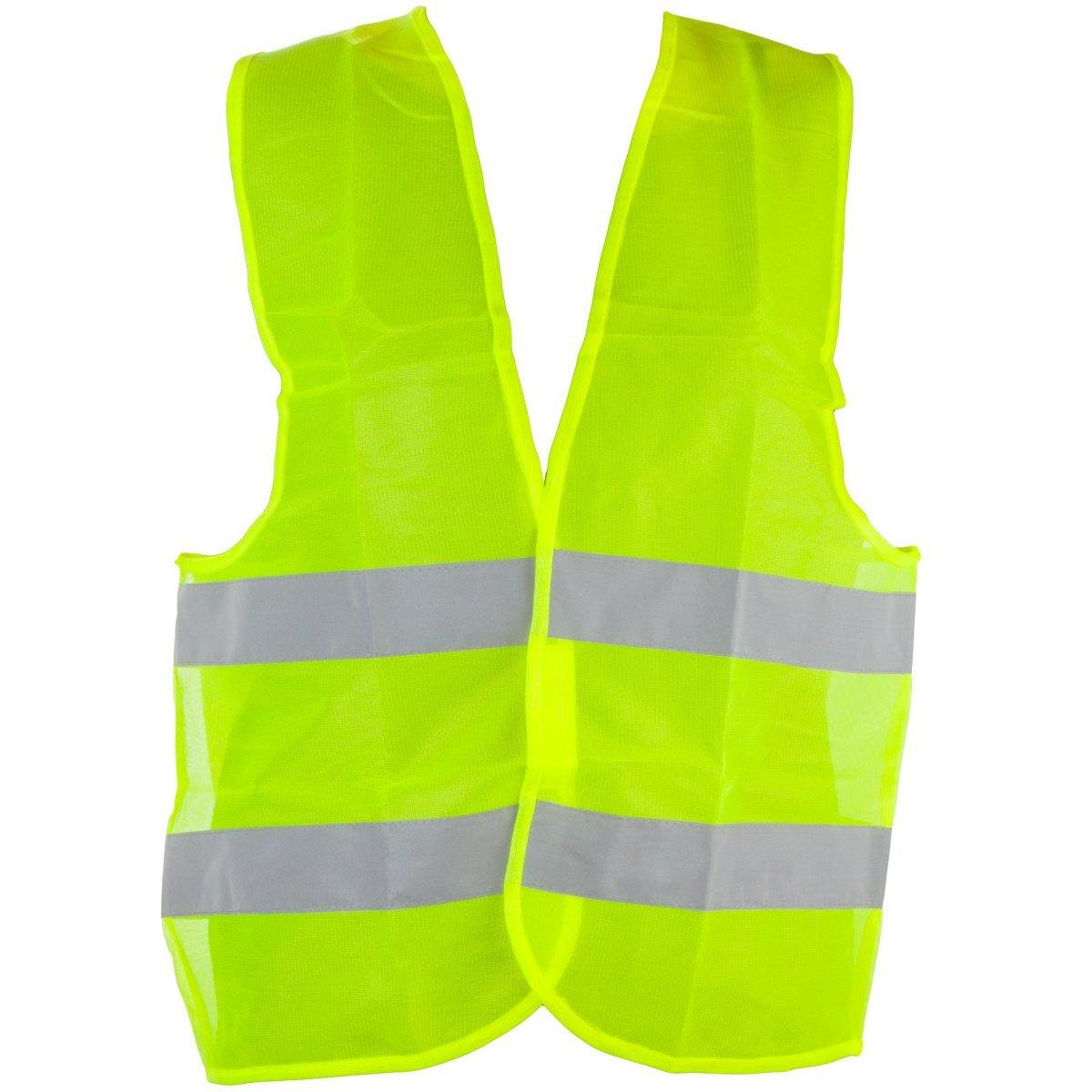 [Amazon] Warnweste EN471 gelb, knitterfrei, waschbar, Standardgröße für 1,15 Euro inkl. Versand