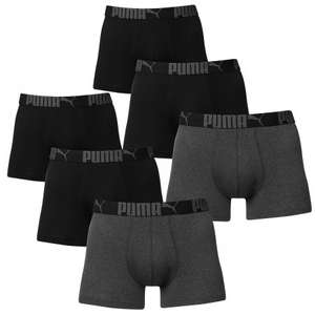 [Mybodywear] Puma Cat Boxershorts 6er Pack 29,95€ inkl. Versand