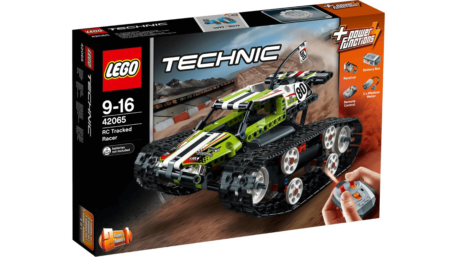Lego Technic 42065 ferngesteuerter Tracked Racer [Amazon prime]