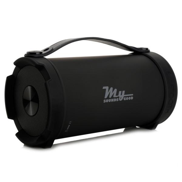 StreetRocker Bluetooth Lautsprecher schwarz