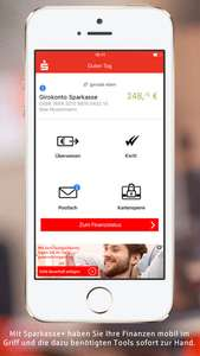 Erinnerung: Sparkasse+ App zum Weltspartag kostenlos (30.10.2017)