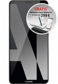 Telekom Magenta Mobil M (Old + Young) + Huawei Mate 10 Pro 128 GB + Moleskine Smart Writing Set inkl. Tasche für EUR 29.- Zuzahlung