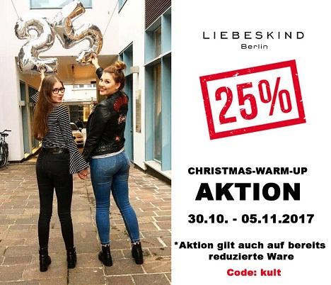25% auf Liebeskind bei www.kult-label.de - Bsp. Gürtel lkb50 für 37,43€ (idealo ab 59€)