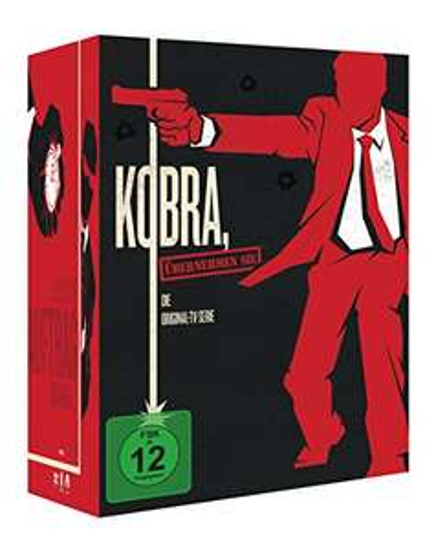[Amazon] Kobra, übernehmen Sie! Die komplette Serie [46 DVDs]