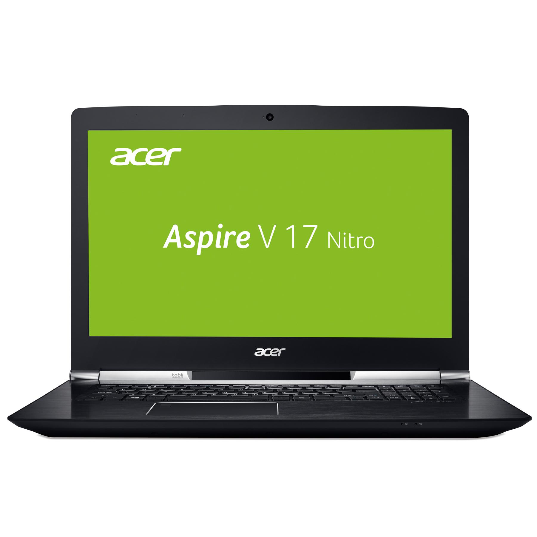"[NBB] Acer Aspire V 17 Nitro Gaming (VN7-793G-71AG) 17,3"" Full HD IPS Intel Core i7-7700HQ 8GB DDR4 GeForce GTX 1060 ohne Windows"