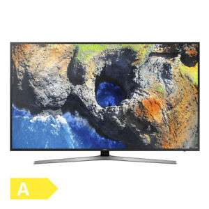 Samsung UE-49MU6179 123cm 49 Zoll Ultra HD 4K LED  DVB-T2 HDR Smart TV
