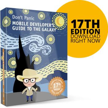 Gratisbuch zu mobiler App- und Web-Entwicklung (ebook, PDF und Druckversion, englisch)