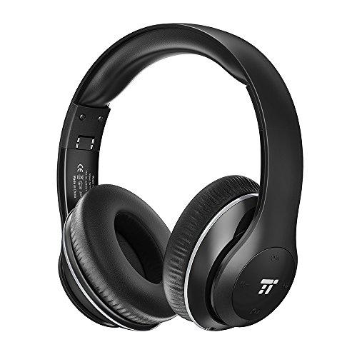 TaoTronics Bluetooth Over Ear Kopfhörer mit bis zu 15h Wiedergabezeit