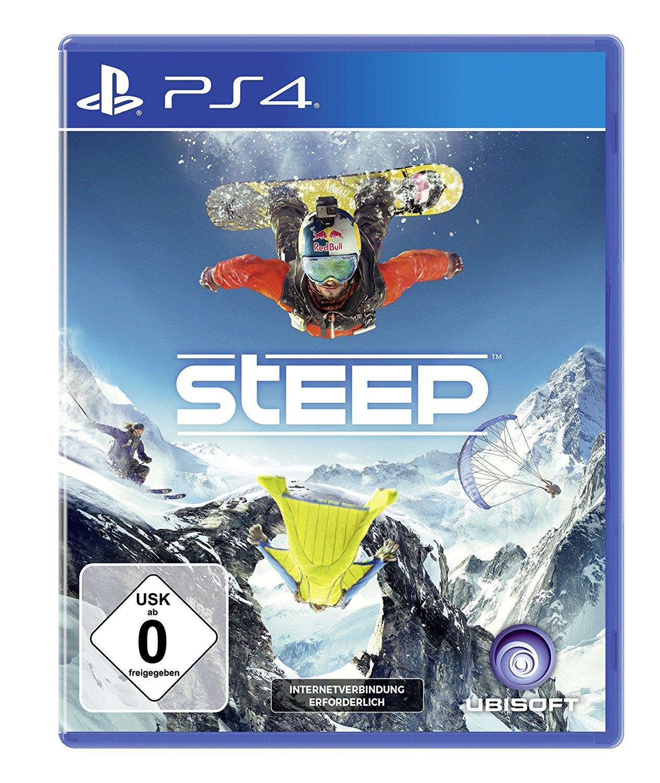 Steep (PS4) für 14,99€ bei Amazon (Prime)