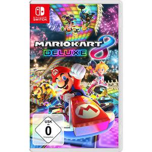 Mario Kart 8 Deluxe (Switch) für 37€ (eBay Saturn)