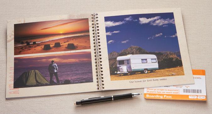 [Photobox] Spiralfotobuch (30 Seiten) im Wert von 17,90 € kostenlos - (5,90€ Versandkosten)