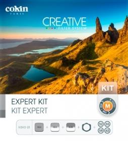 Cokin Expert Kit Creative Filter System P-Serie grau für 49,90€