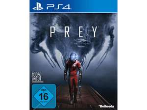 Prey Day One Edition (PS4 & Xbox One) für je 16€ versandkostenfrei (Media Markt)