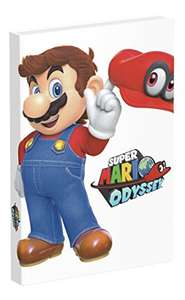[Amazon] Super Mario Odyssey Lösungsbuch Hardcover (Collectors Edition) für 8,87€