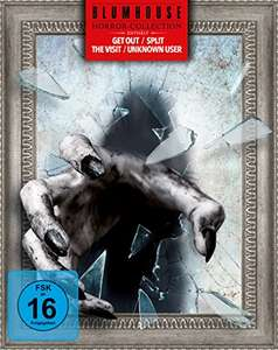 Blumhouse Horror-Collection (4-Filme Set) (Limited Edition) Blu-ray für 17 € > [amazon.de prime] & [mediamarkt.de]