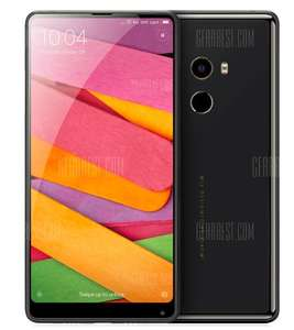 Xiaomi Mi Mix 2 Dual-SIM mit Band 20 (6'' 2160x1080 IPS, Snapdragon 835 Octacore, 6GB RAM, 64GB UFS 2.0, 12MP + 5MP Kamera, 3400mAh mit Quick Charge, Fingerprint, Android 7) @Gearbest