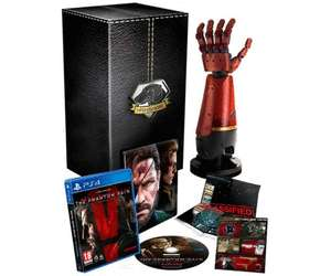 Metal Gear Solid 5 - Phantom Pain Collectors Edition [PS4]