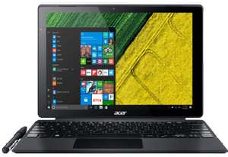 [Mediamarkt] Acer Switch Alpha 12 SA5-271-34TU 2-in-1 Notebook 12 Zoll QHD i3-6006U 4GB 128GB SSD Win 10