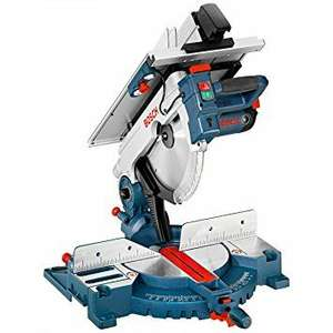 Bosch Professional GTM 12 JL Zug Kapp Gehrungs Tischkreissäge @amazon.co.uk