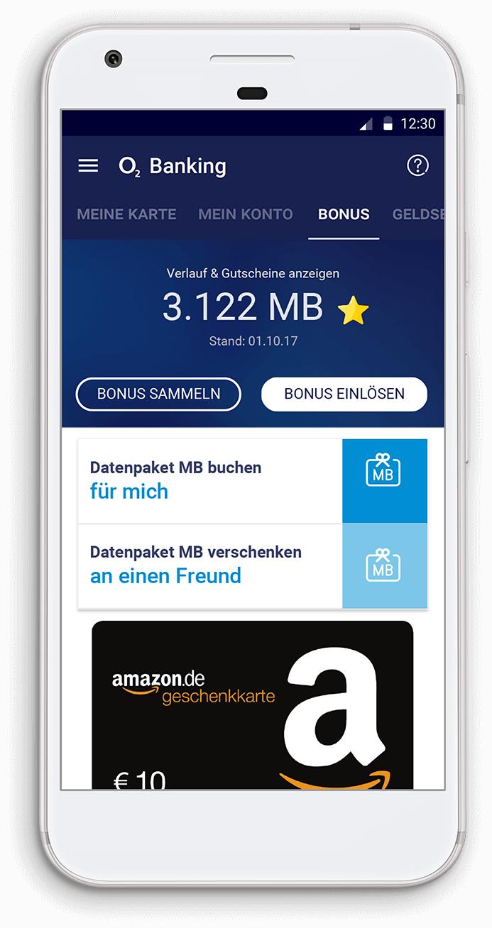 [o2 Banking + PayPal] 10€ Amazon Gutschein als Bonus