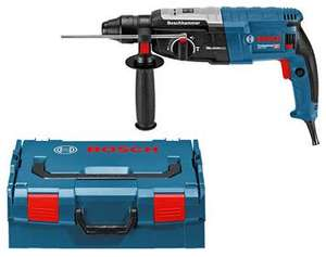 Bosch Professional Bohrhammer GBH 2-28 SDS-plus in L-BOXX 164,99€