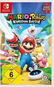 Mario & Rabbids Kingdom Battle Nintendo Switch - Otto.de