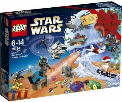 LEGO® Star Wars 75184 - Adventskalender2017, hugendubel