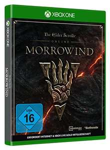 The Elder Scrolls Online: Morrowind (PS4/PC/Xbox One) für 16€ (Amazon Prime)