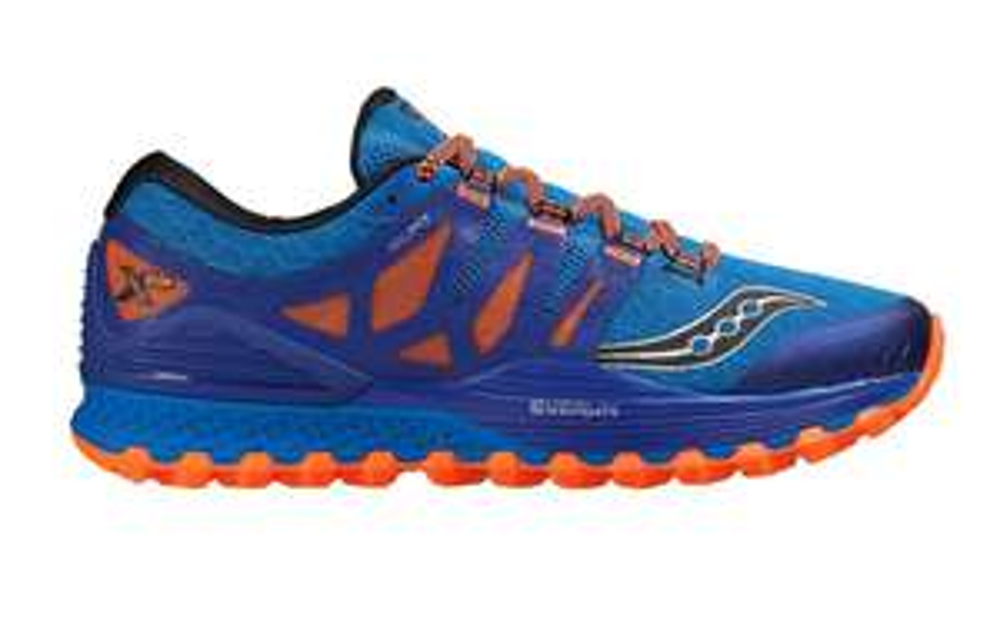 1226 Xodus Iso S203255 Blau-Orange