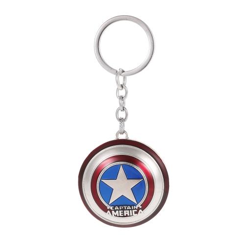Marvel The Avengers Captain America Schild Schlüsselanhänger