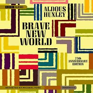 Hörbuch: Brave New World gratis statt 22,95€ (Audible.com)