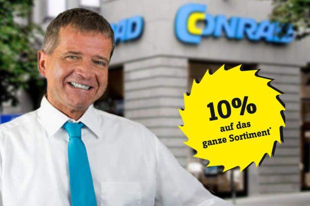 [Lokal] Conrad Stuttgart: 10% auf das gesamte Sortiment.