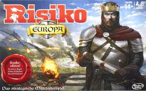 [RL Fundgruben] Risiko Europa Brettspiel Sonderedition 2016 (02.-08.11.2017)