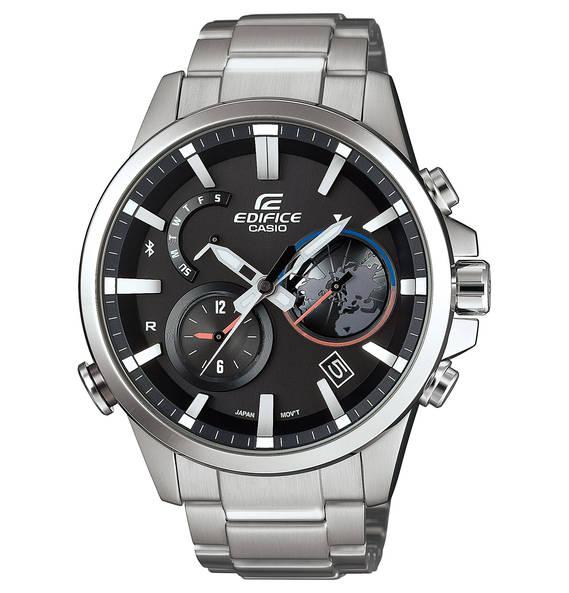 Günstige Uhrenpreise bei Galeria für Payback Nutzer z.B. CASIO EDIFICE Herrenuhr EQB-600D-1AER