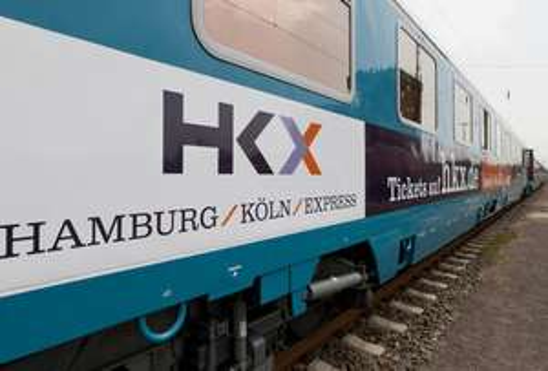 [Bahn] HKX (Hamburg-Köln-Express) [nur bestimmte Termine!]