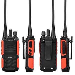 BAOFENG Walkie Talkie Einzelband Two Way Radio Interphone Tansceiver