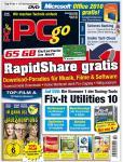 65 GB bei Rapdishare laden mit Gutschein aus Zeitschrift PC-GO