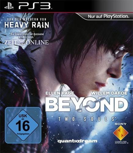 [Gebraucht] Beyond Two Souls PS3 für 2,99 € bei Konsolenkost