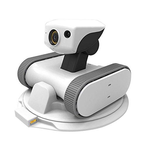 Appbot Riley - Roboter mit IP Kamera per App von überall aus steuerbar (sofern Internet vorhanden) inkl. Nachtsicht und Gegensprechen