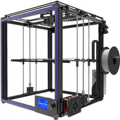 [Gearbest] 3D-Drucker Tronxy X5S mit großem Bauraum (330x330x400); Heizbett (55°) und doppelter Z-Achse