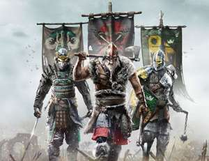 (PS+/PC/Xbox One) For Honor - Gratis Wochenende 09.11. bis 12.11.
