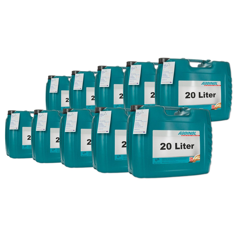 200 Liter ADDINOL SAE 5W-40 Premium 0540 C3 (1,06€/Liter) statt 779,50€