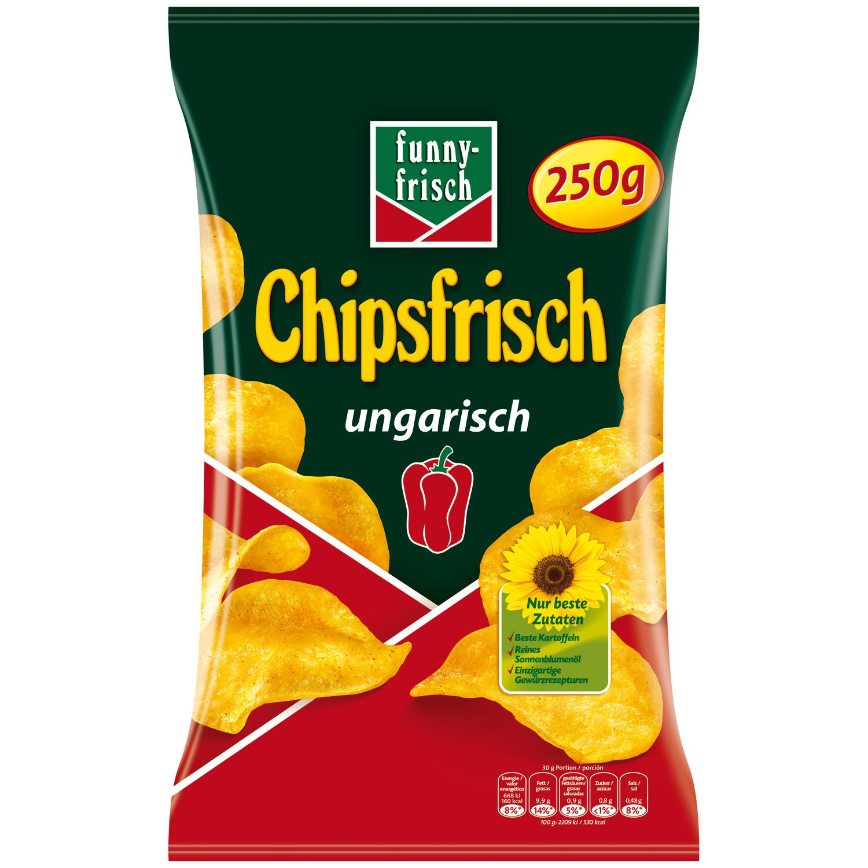 0,50€ Cashback beim Kauf 1 Packung Chipsfrisch [Reebate]