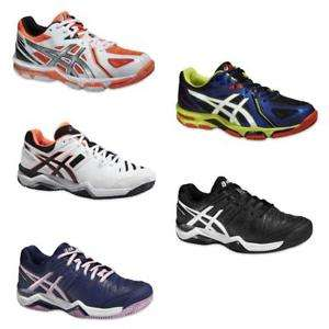 Asics Sportschuhe, Sneaker für Damen und Herren für 29,99€ statt 49,99€ , Asics Gel-Challenger 10 Clay + Asics Gel-Volley Elite 3