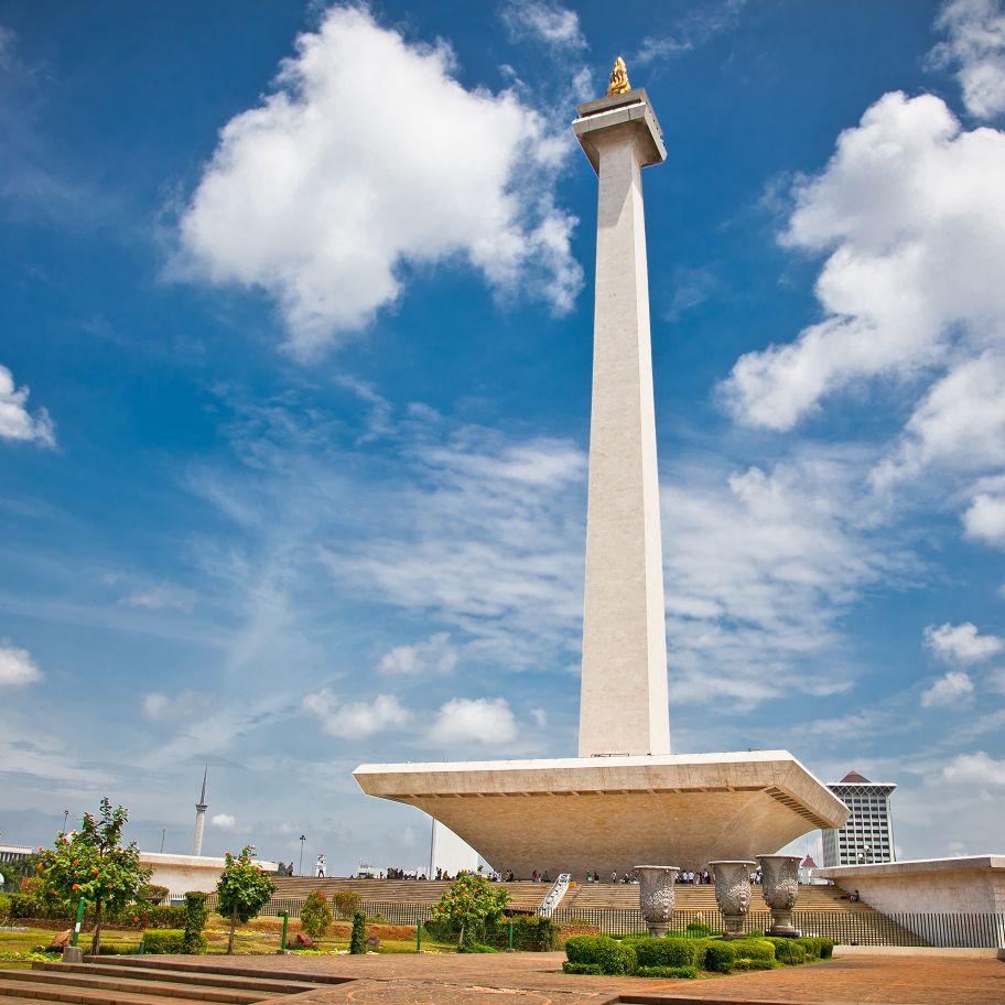 Flüge: Indonesien [November - Dezember] - Hin- und Rückflug mit Singapore Airlines von Amsterdam nach Jakarta ab nur 392€ inkl. Gepäck
