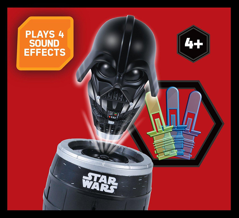 """Tomy Kinderspiel """"Pop Up Darth Vader"""" mit Sound Effekten für 9,99 € und weitere Geschenkideen wie z.B. versch. Puzzle @ Kaufland bundesweit ab 09.11."""