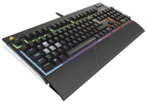 [Lokal Saturn Hamburg] -50%! Gaming-Tastatur Corsair Strafe RGB (MX Brown)