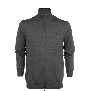 Fred Perry Strickjacke Merino