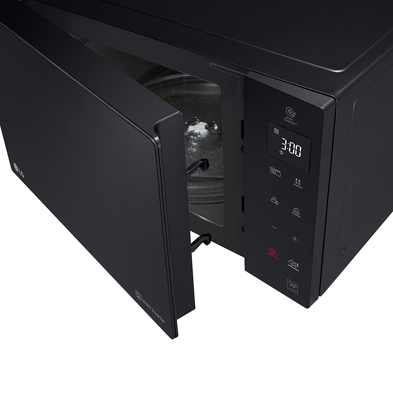 LG NeoChef Smart Inverter freistehende Mikrowelle mit Quarz Grill